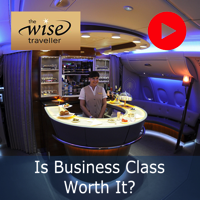 Is Business Class Worth It?