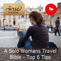 Solo Womans Travel Bible
